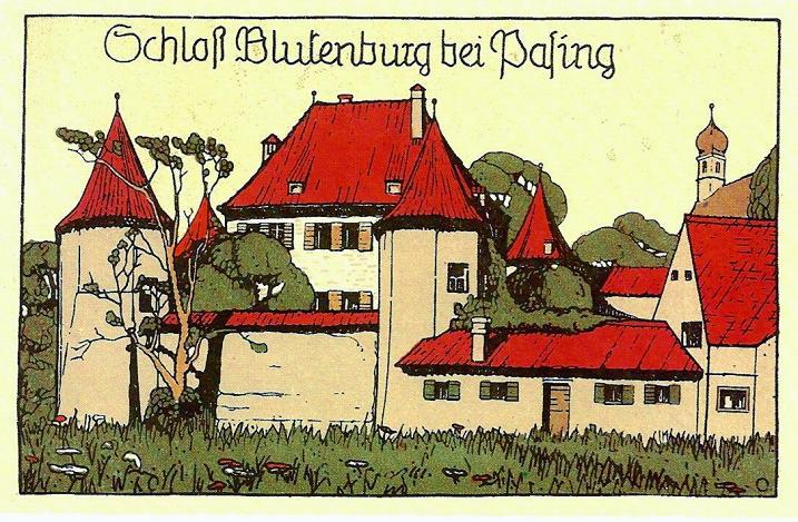 Schnellzeichner, Porträtist und Karikaturzeichner Amelkin